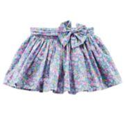 Toddler Girl Carter's Printed Skirt