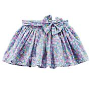 Toddler Girl Carter's Printed Skirt