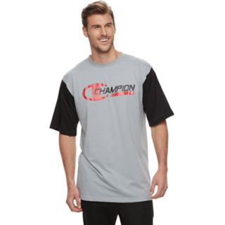 Big & Tall Champion Classic-Fit Colorblock Tee