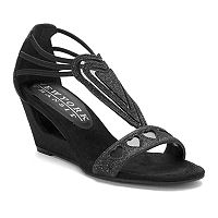New York Transit Bring Excitement Women's Wedge Sandals