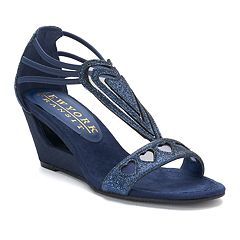 New York Transit Bring Excitement Women's Wedge Sandals