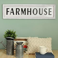 Stratton Home Decor 'Farmhouse' Wall Decor