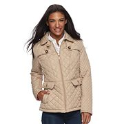 Women's Weathercast Quilted Anorak Jacket