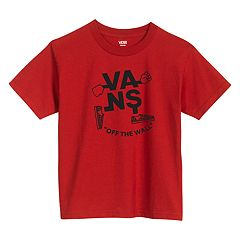 Boys 8-20 Vans Hey Friend Tee