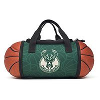 Milwaukee Bucks Authentic NBA Basketball Lunch Bag