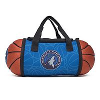 Minnesota Timberwolves Authentic NBA Basketball Lunch Bag