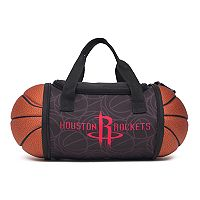 Houston Rockets Authentic NBA Basketball Lunch Bag