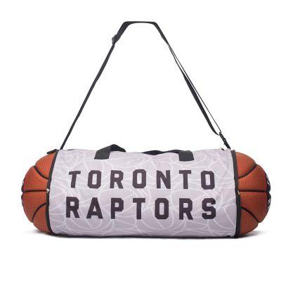 Toronto Raptors  Authentic NBA Basketball Duffle Bag