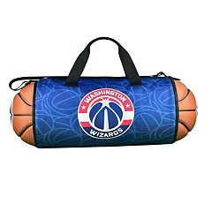 Washington Wizards  Authentic NBA Basketball Duffle Bag