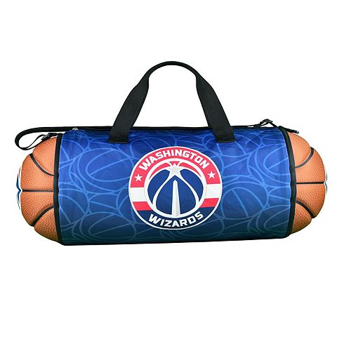 Washington Wizards  Authentic NBA Basketball Duffle Bag