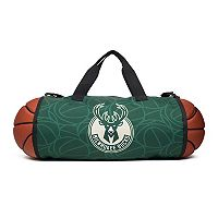 Milwaukee Bucks Authentic NBA Basketball Duffle Bag