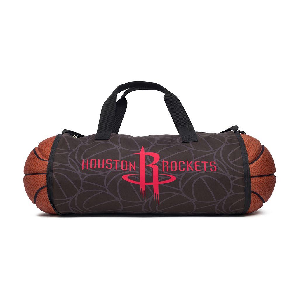 Houston Rockets  Authentic NBA Basketball Duffle Bag