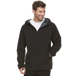 Men's HKE Hooded Rain Jacket