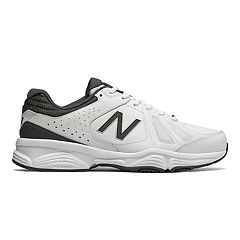 e1802378700b New Balance 519 Men s Cross-Training Shoes. White Dark Gray Black