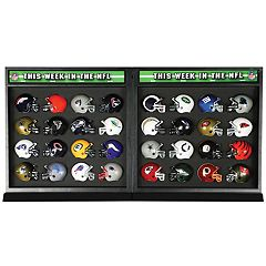 NFL Helmet Game Match Up Set