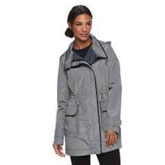 Women's Weathercast Hooded Performance Anorak Jacket