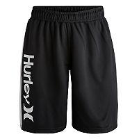 Boys 4-7 Hurley Logo Mesh Shorts