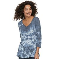 Women's SONOMA Goods for Life™ Waffle Textured Tunic