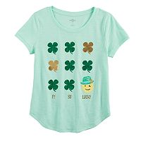 Girls 7-16 & Plus Size SO® St. Patrick's Day