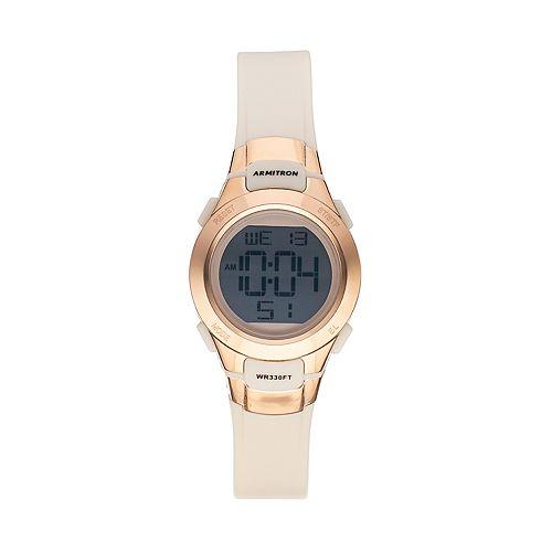 Armitron Women's Digital Chronograph Watch - 45/7012PBH
