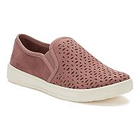 Croft & Barrow Tracey Women's Slip-On Shoes (Black or Dusty Mauve)