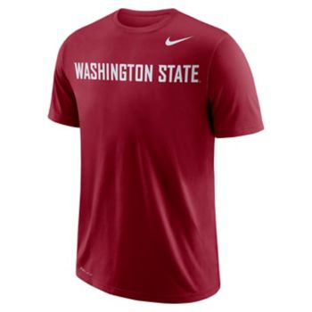 Men's Nike Washington State Cougars Wordmark Tee