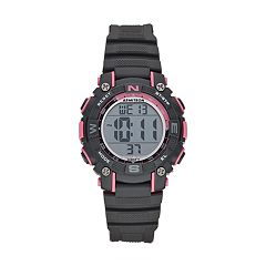 Armitron Women's Digital Chronograph Sport Watch - 45/7099PGY