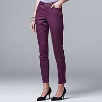 Women's Simply Vera Vera Wang Skinny Jeans