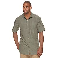 Big & Tall Batik Bay Classic-Fit Woven Button-Down Shirt
