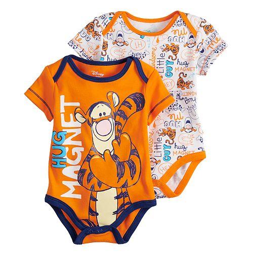 Disney's Tigger Baby Boy 2-Pack