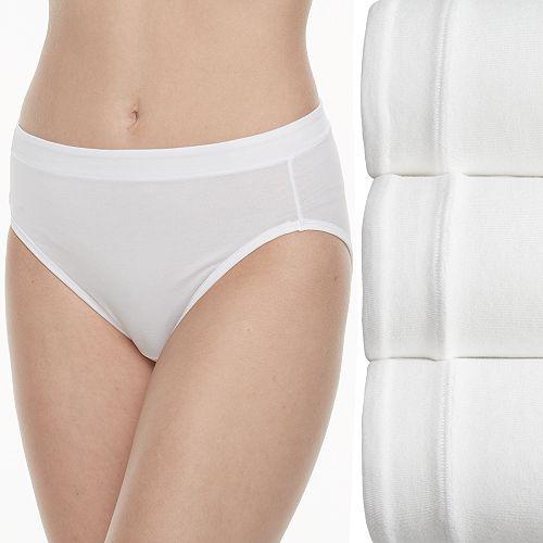 e27adfb07 Women s Jockey Cotton Stretch 3-pack Hi-Cut Panties 1552