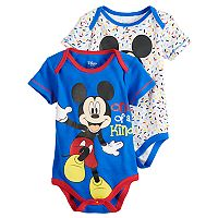 Disney's Mickey Mouse Baby Boy 2-Pack