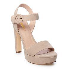 madden NYC Reese Women's Platform High Heels