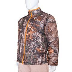 Men's Earthletics Reversible 2-in-1 Convertible Puffer Jacket