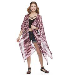 Women's Mudd® Tie Dyed Kimono