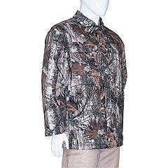 Men's Earthletics Camo Twill Insulated Jacket