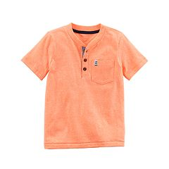 Baby Boy Carter's Henley Top