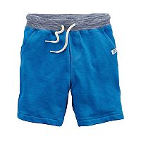 Baby Boy Carter's Pull On Knit Shorts