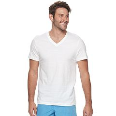 Men's IZOD 3-pack V-Neck Tees