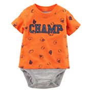 Baby Boy Carter's Double Layer Graphic Bodysuit