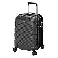 London Fog Dover Expandable Hardside Spinner Luggage