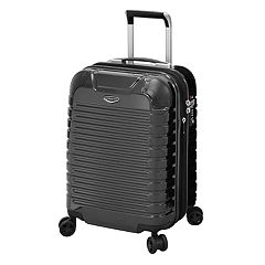 London Fog Dover Expandable Hardside Spinner Luggage