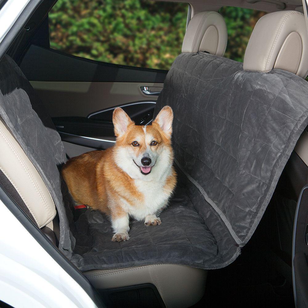 Pet Car Hammock >> Sure Fit Travel Buddy Pet Car Hammock