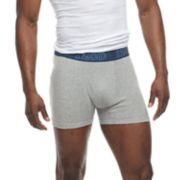 Men's IZOD 3-pack Classic-Fit Cotton Boxer Briefs