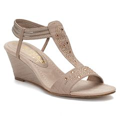 New York Transit Got It All Women's Wedge Sandals