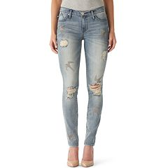 Women's Rock & Republic® Berlin Ripped Skinny Jeans