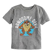 Toddler Boy Jumping Beans® Looney Tunes Tasmanian Devil Graphic Tee