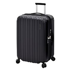 London Fog Heathrow Expandable Hardside Spinner Luggage