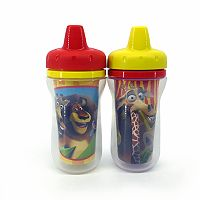 DreamWorks Madagascar 2-pk. Insulated Sippy Cups by The First Years