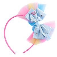 Girls 4-16 JoJo Siwa Tulle Bow Headband